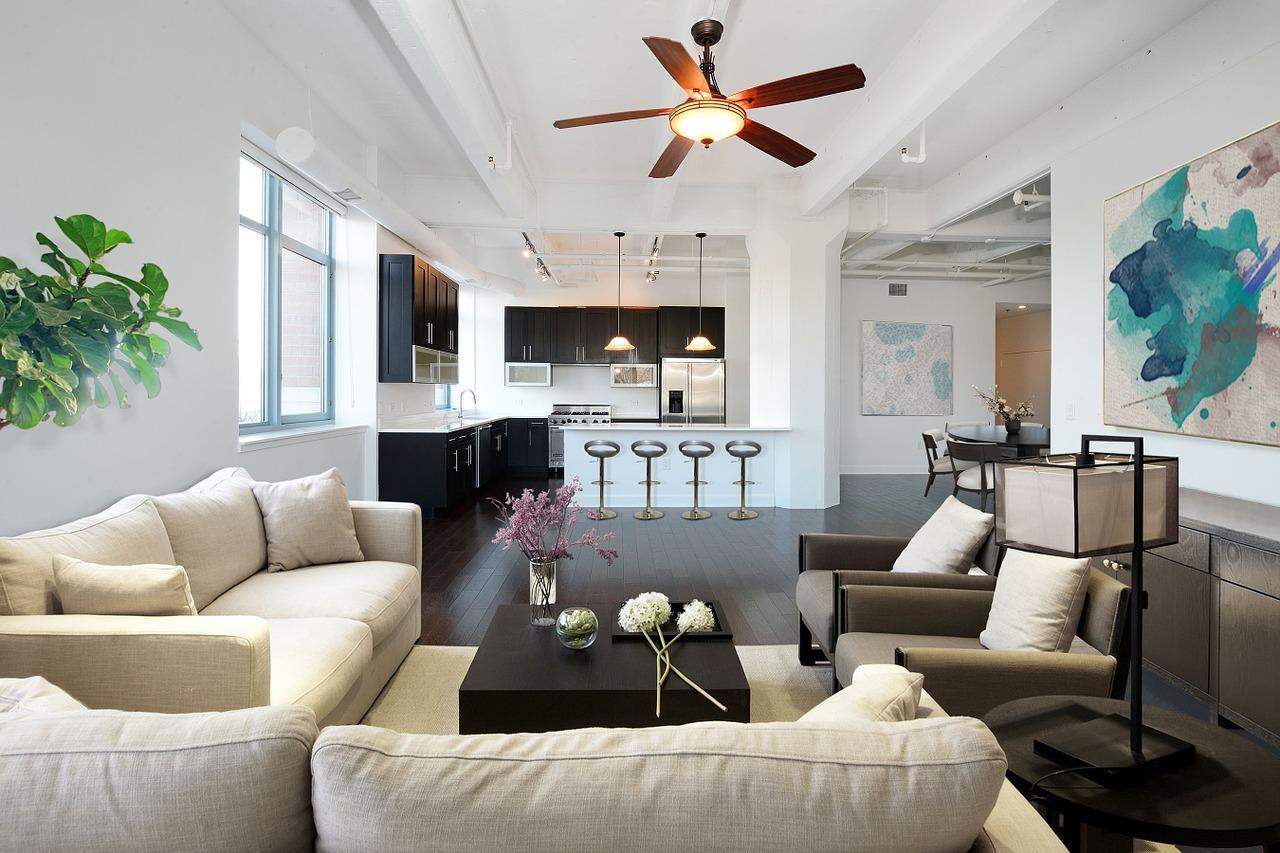 Combien coûte une nouvelle déco pour son appartement ou maison ?