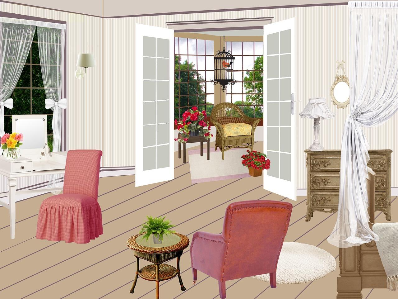 Déco luxe : intérieurs design chic et raffinés